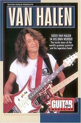 Guitar World Presents: Van Halen In His Own Words: Amazon.es: Hal ...