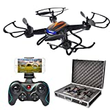 Big Bundle of F181W FPV Drone with Portable - Best Reviews Guide