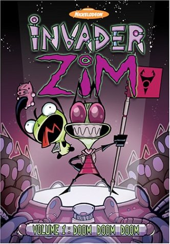 Invader ZIM - Doom Doom Doom (Vol. 1) (Best Invader Zim Episodes)