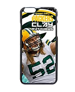 "Green Bay Packers Hard Snap On Protector Sport Fans Case Cover iphone 6 4.7"" inches by DyannCovers"