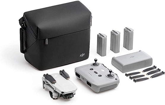 Dji Mini 2 Fly More Combo Ultraleichter Und Faltbarer Kamera
