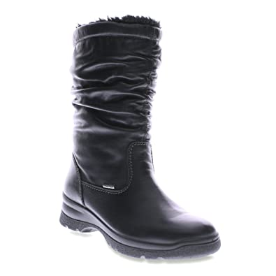 Flexus by Spring Step Women's Shorepei Boot, Black, ...