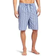 Nautica Men's Sultan Stripe Woven Pajama Short