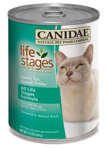 CANIDAE Stages Canned Kittens Seniors