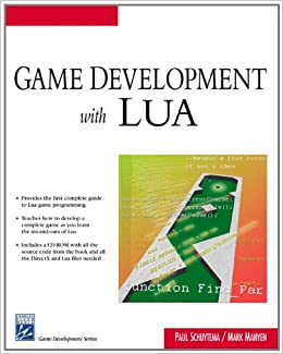 game development with lua charles river media game development