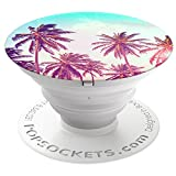 PopSockets: Expanding Stand and Grip for Smartphones and Tablets - Palm Trees