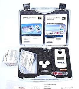 fotometro electrónico profesional Lovibond MD 100para análisis PH–Cloro–alcalinità–estabilización & dureza–Análisis Agua Piscina