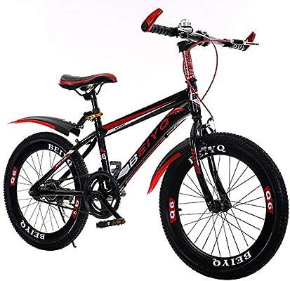 ZJPQ Niño Bicicleta,Hombres Y Mujeres Bicicleta Bicicleta de ...