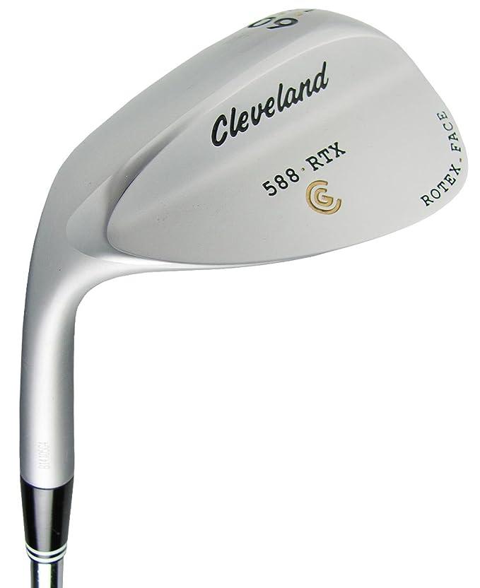 Amazon.com: Cleveland Golf 588 RTX cromo satinado estándar ...
