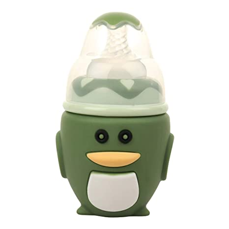 Buy MOM & SON Baby 3D Print(Penguin) Rubber Insulated