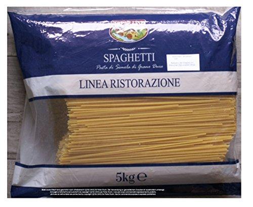 Tre Mulini Spaghetti 4 x 5000g = 20000g / Teigwaren aus Hartweizen