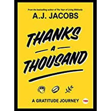 Thanks A Thousand: A Gratitude Journey