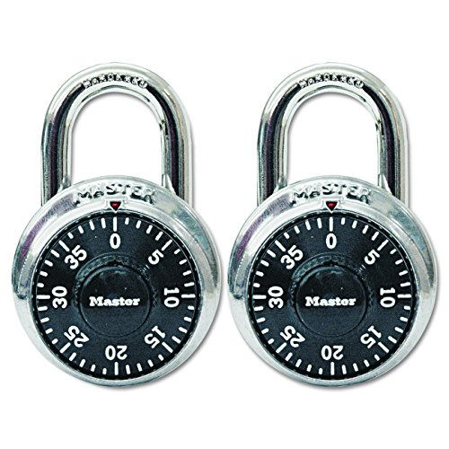 Master Lock 1500T Combination Alike 6 Pack