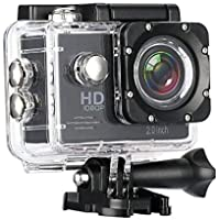 Rewy ER-8900 12 MP 1080P Full HD Camera (Colour May Vary)