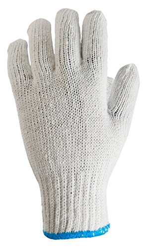 True Grip 91902 Premium String Knit Gloves - Fits All (12 Pack)