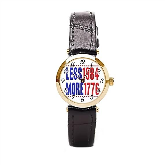 Ser un hombre piel reloj correas Big Brother American valores nobama comprar Reloj de pulsera en línea: Amazon.es: Relojes