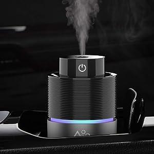 Vyaime USB Car Essential Oil Diffuser Home Humidifier Air Freshener Sweepstakes