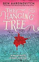 The Hanging Tree by Ben Aaronovitch urban fantasy book reviews