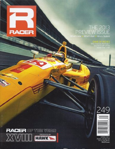 (R Racer Magazine (Spring 2013 (The 2013 Preview Issue)))