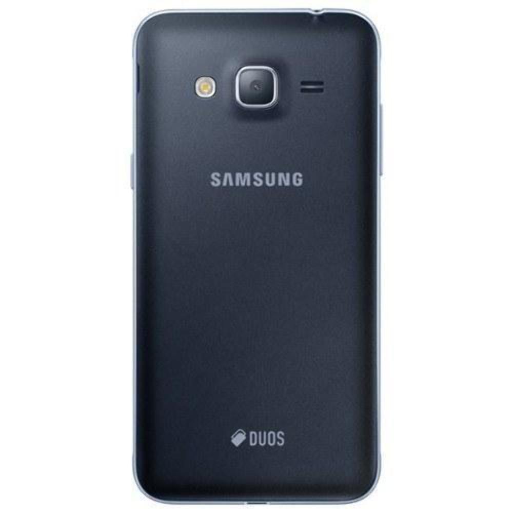 Samsung Galaxy J3 (2016) Duos SM-J320H/DS 8GB Dual SIM Unlocked GSM Smartphone - International Version, No Warranty (White) by Samsung (Image #4)