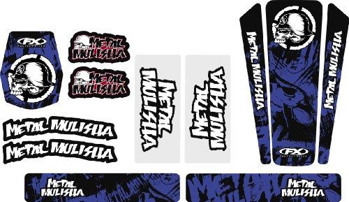 Factory Effex Metal Mulisha Universal Trim Kit - Yamaha 15-50260 -