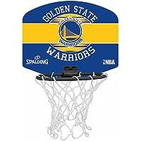 Spalding 77–661Z NBA MINIBOARD Golden State Multicolore