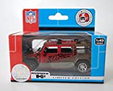 2004 FLEER Collectibles 1:43 Scale Limited Edition NFL Die-cast H2 HUMMER - TAMPA BAY BUCCANEERS