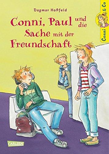 Conni & Co, Band 8: Conni, Paul und die Sache mit der Freundschaft