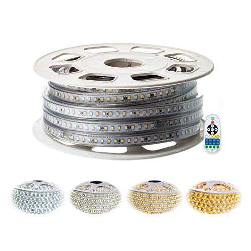 Shine Decor dimmable 4 in 1 Led Strip