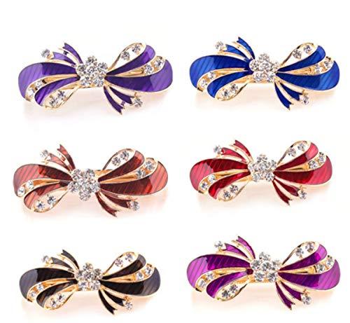 GaoQiu hair accessories adult head jewelry 6pcs (Novelty Commemorative)