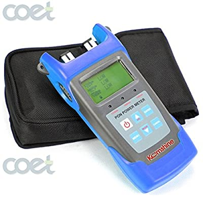 Handheld PON power meter Komshine KPN-25 Small size 1310/1490/1550nm optical power meter, SC-APC connector can be customised