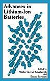 Advances in Lithium-Ion Batteries, , 147578712X