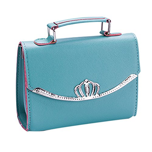 Crown Handbag Popular Cute Bread Messenger Espeedy Women's Female Bag Shoulder Small Green Mini Bags Afwtg