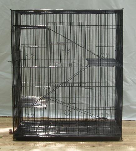 Bird Sugar Glider (New Large Economical 4 Levels Ferret Chinchilla Sugar Glider Rats Cage For Small Animal or Bird 30