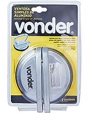 Ventosa Simples Alumínio Vonder