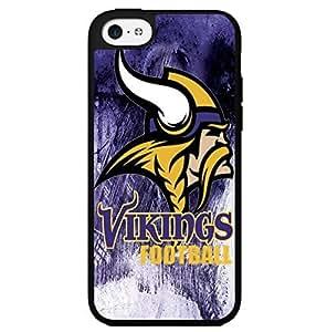 Minnesota Vikings Football Sports Hard Snap on Phone Case (iPhone 5c)