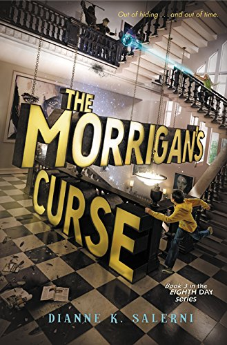 Read Online The Morrigan's Curse (Eighth Day) PDF