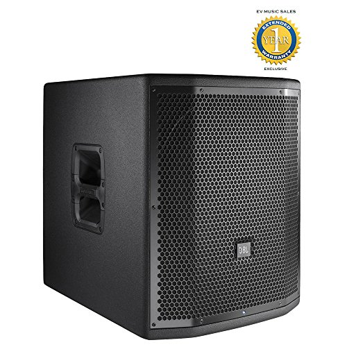 """JBL PRX815XLFW 1500W, 15"""" Active Subwoofer with 1 Year Free"""