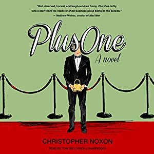 Plus One: A Novel Audiobook
