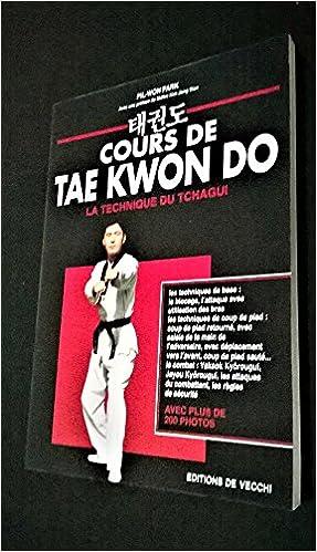 Cours de tae kwon do : La technique de tchagui