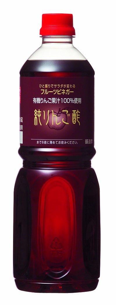 内堀醸造 フルーツビネガー純りんご酢 1L