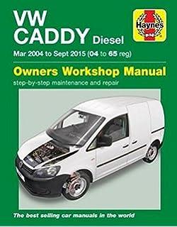 VW Caddy Diesel (Mar 04-Sept 15) ...