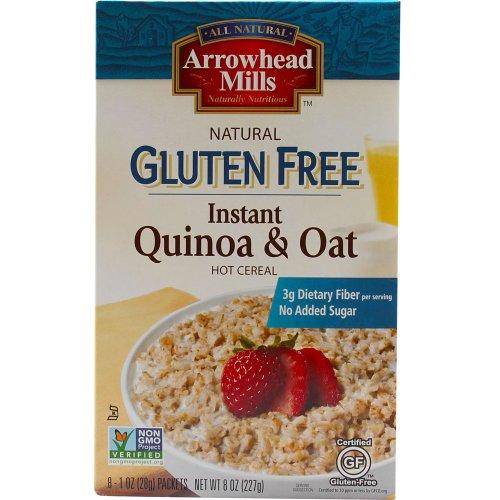 Arrowhead Mills Cereal Quinoa Inst Oat