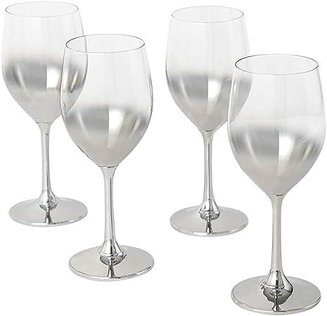 Chic Tonic White Wine Glasses Set Of 4 Wine Glasses Byrhtshinnora