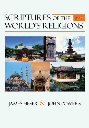 By James Fieser - Scriptures of the World's Religions (4th Edition) (2011-05-06) [Paperback]