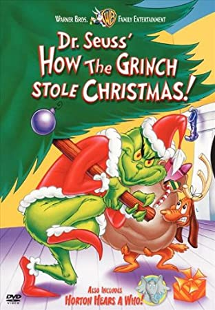 Amazon.com: How the Grinch Stole Christmas - 1966 - 27 x 40 Movie ...