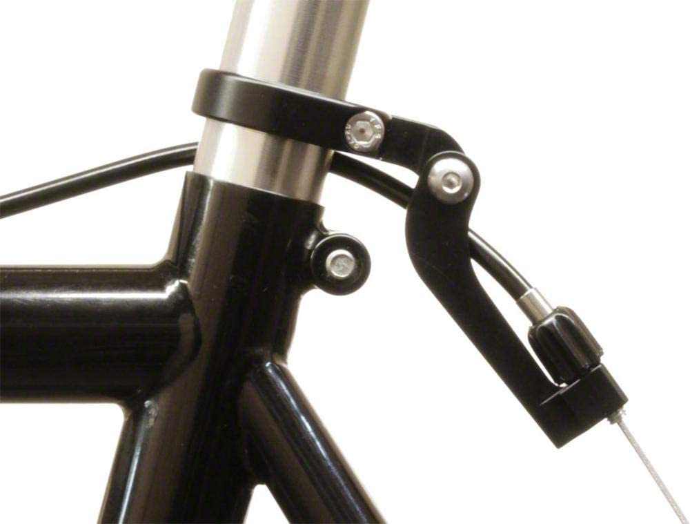 ORIGIN8 REAR BRAKEHOLE BLACK BRAKE CABLE HANGER