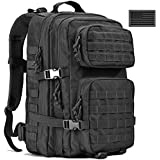 """Military Tactical Backpack Bug Out Bags Rucksacks for 15-15.6"""" Laptop Daypack"""