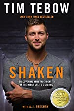 Shaken: Discovering Your True Identity in the Midst of Life's Storms