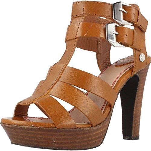Sandalias y chanclas para mujer, color marr�n , marca PEPE JEANS, modelo Sandalias Y Chanclas Para Mujer PEPE JEANS ANDY T- BAR Marr�n marr�n